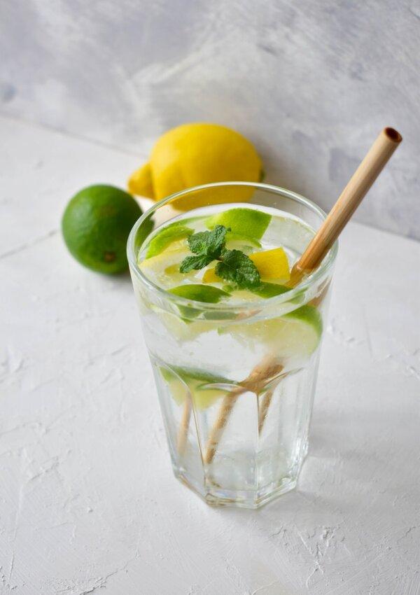 Cukormentes limonádé